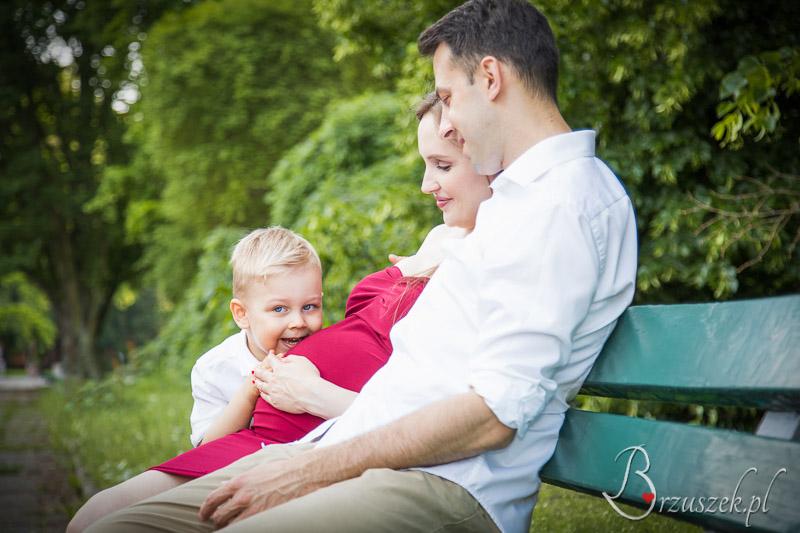 Rodzinna sesja plenerowa